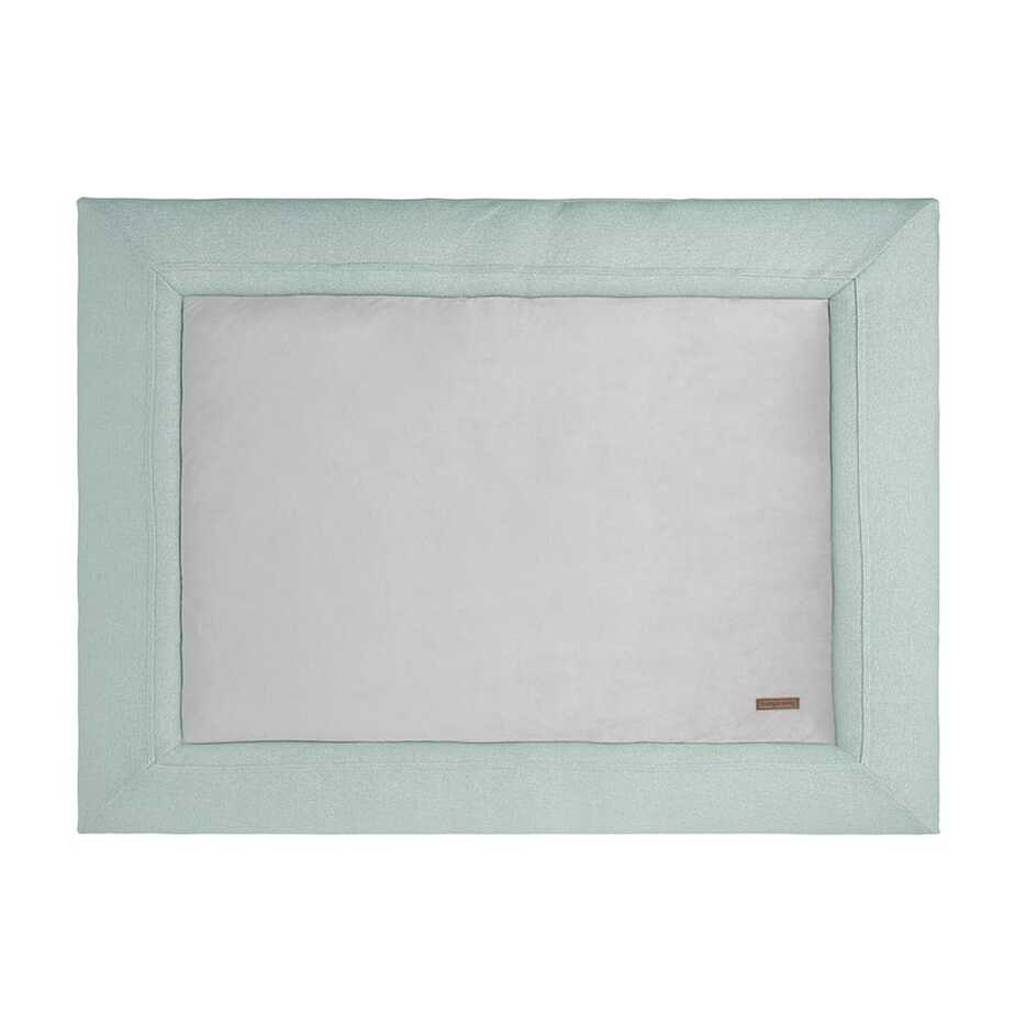 boxkleed_75x95_Sparkle_goud-mint_melee_Babys_Only
